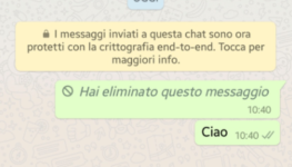 TechCafè – Le ultime novità di Whatsapp
