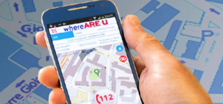 """TechCafè – Where ARE U, l'app di """"sicurezza"""" del 112"""