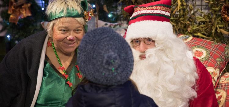 Babbo Natale sta arrivando, dal 17 novembre la sua Casa è a Gromo