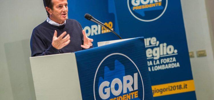 Gori a Clusone presenta il suo programma regionale per la montagna – video