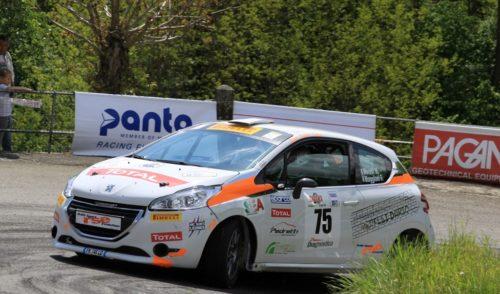 Ronde Città dei Mille, Rally Sport Evolution di Nembro al gran completo