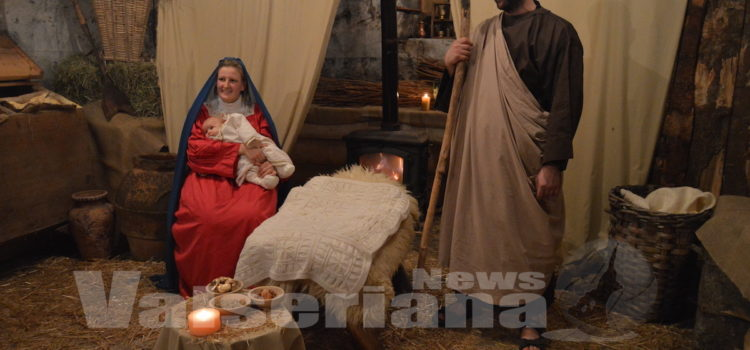 Fiumenero, 29 e 30 dicembre con il tradizionale Presepe vivente