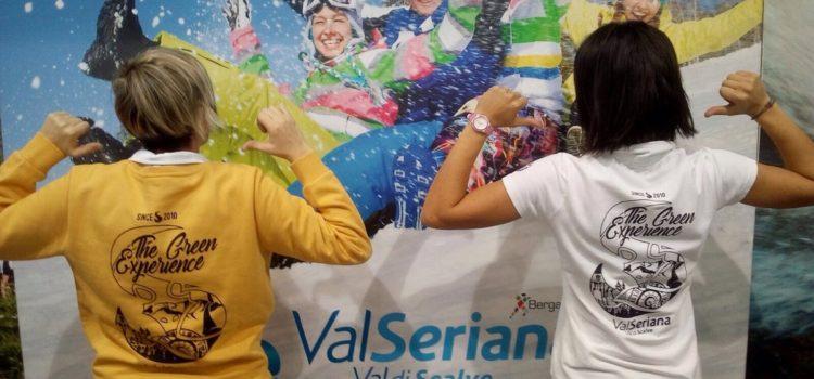 Sport e turismo, la Val Seriana in fiera a Bologna