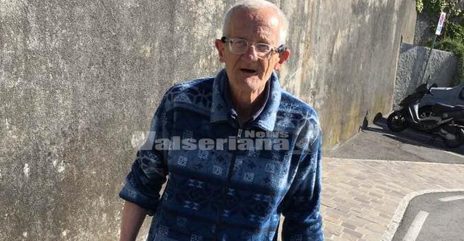 """Clusone piange la scomparsa di """"Sandrino"""""""