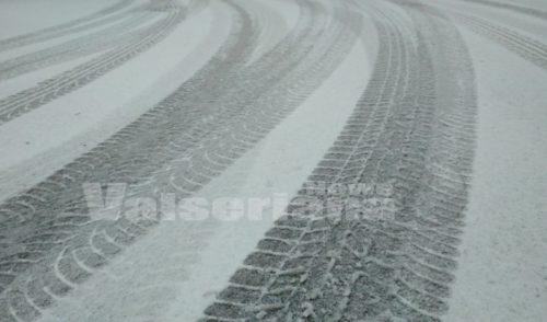 Code e strade ghiacciate: il Ponte si chiude così