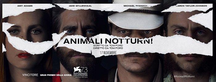 Silenzio in sala – Animali notturni (Nocturnal animals)