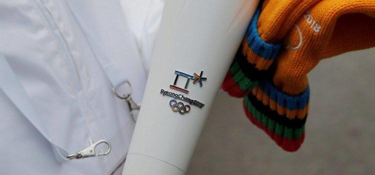 La Torcia delle Olimpiadi di Pyeongchang 2018 arriva in Valle Seriana