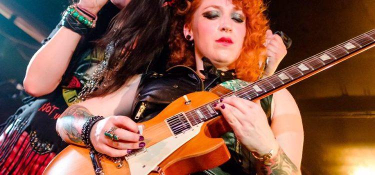 Winter Rock Festival: a Parre il tributo femminile ai Guns 'N Roses