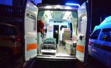 Incidente nella notte nella galleria Montenegrone, ferito motociclista