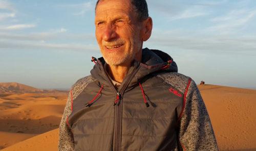 L'ultramaratoneta Marco Olmo si racconta a Villa di Serio