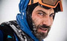 Matteo Zanga fotoreporter della spedizione di Simone Moro in Siberia