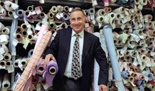 Il mondo tessile bergamasco perde l'imprenditore Silvio Albini