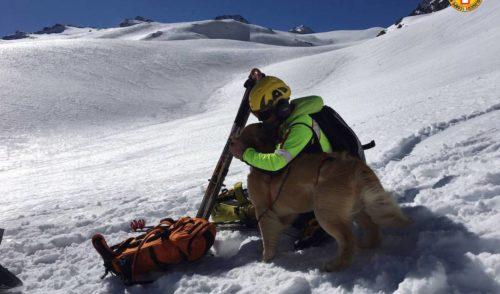 """Neve in quota: """"Massima attenzione"""". L'appello del Soccorso Alpino"""