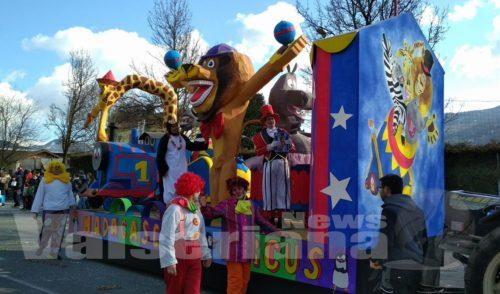 Carnevale di Clusone: aperte le iscrizioni per la sfilata dei carri e gruppi allegorici