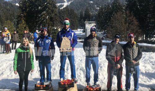 Sci nordico: vittoria di Fabio Pasini nella Coppa Italia Senior agli Spiazzi di Gromo