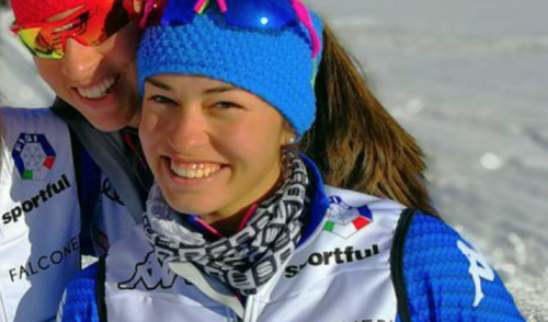 Sci nordico: Martina Bellini terza al fotofinish all'Opa Cup in Germania