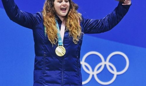 """Dopo l'oro il grazie di Michela: """"Insieme abbiamo vinto le Olimpiadi!"""""""