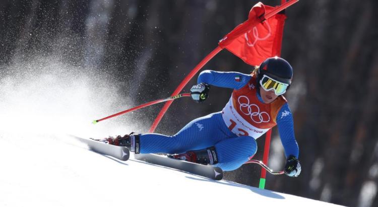 Olimpiadi, storico oro per Sofia Goggia: è il primo in Italia nella discesa libera