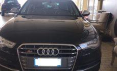 Ritrovata l'Audi rubata a Gazzaniga