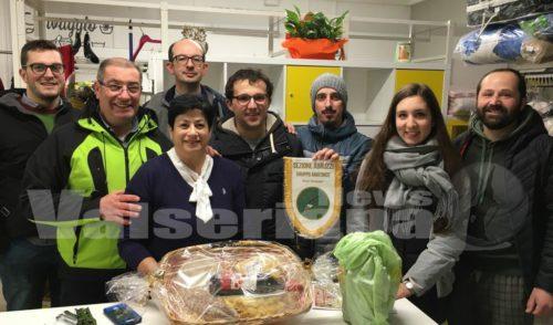 Dalla Val Seriana 5000 euro ad Amatrice per una bambina autistica