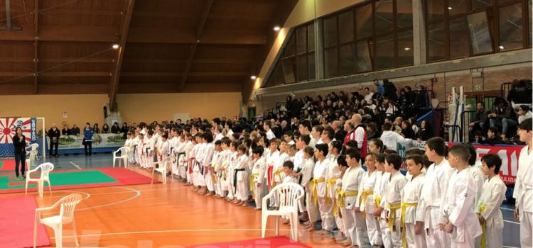 5° trofeo di karate Altopiano Selvino – Aviatico: 460 atleti in gara