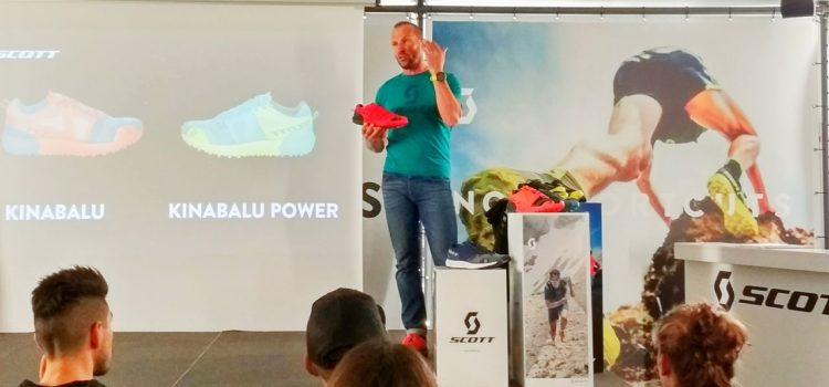 Albino: presentata la nuova linea SCOTT running e il team atleti 2018