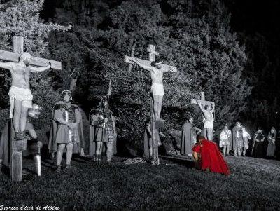 Venerdì ad Albino la rievocazione storica della Via Crucis
