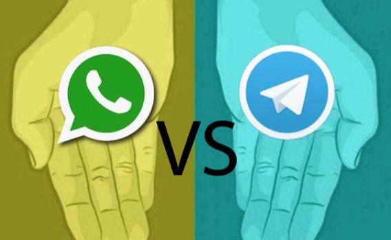 WhatsApp vs Telegram: perché scegliere uno o l'altro?