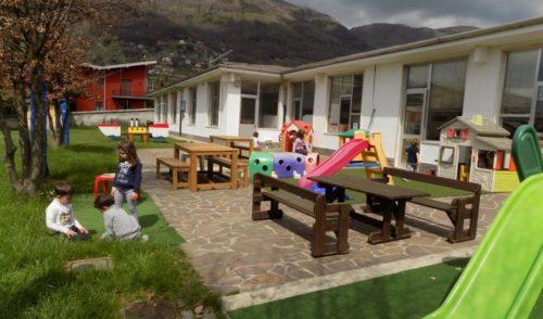 Gandino, la Scuola Materna si presenta – video