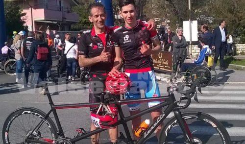 Nuovo successo per Angelo Zanotti: vince in tandem con il figlio Matteo