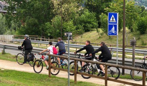 In biciletta da Milano ai 3000 delle Orobie
