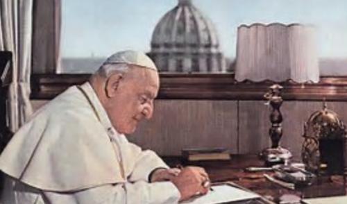 Bergamo si prepara ad accogliere Papa Giovanni