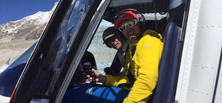 Val Gandino dall'alto, si vola con Simone Moro