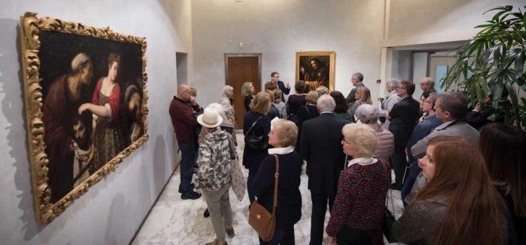 """Chiusa """"L'eredità di Caravaggio"""", più di 10 mila in visita alla mostra"""