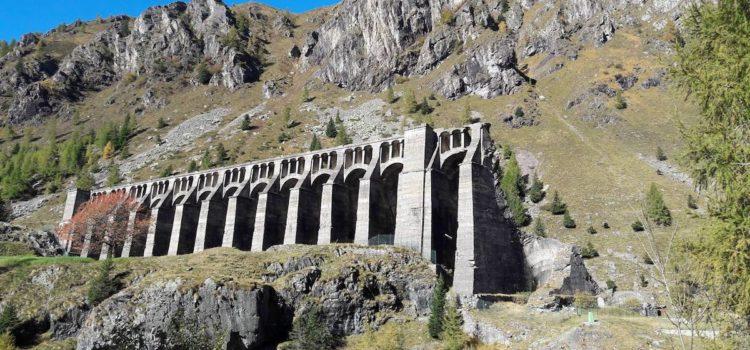 Escursioni alla diga del Gleno, ci sono le navette