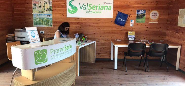 Vertova, anche la Media Valle Seriana ha il suo infopoint
