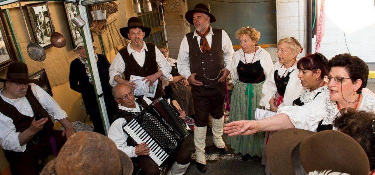 Sabato 26 ottobre la prima Giornata nazionale del folklore. 4 i gruppi della Val Seriana