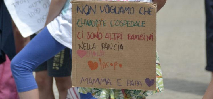 Salviamo il punto nascita di Piario, il messaggio di solidarietà del Sebino e Val Cavallina