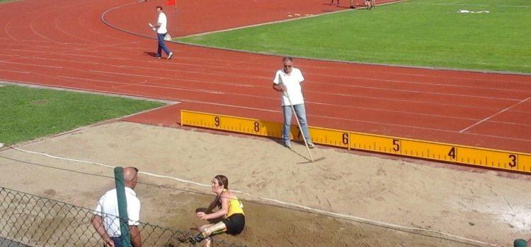 Paralimpiadi di Nembro: record del mondo per Martina Caironi
