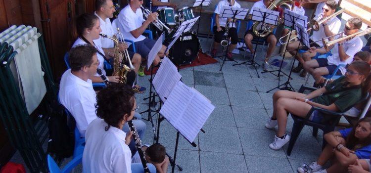 Domenica musica swing al rifugio Campel a Lizzola