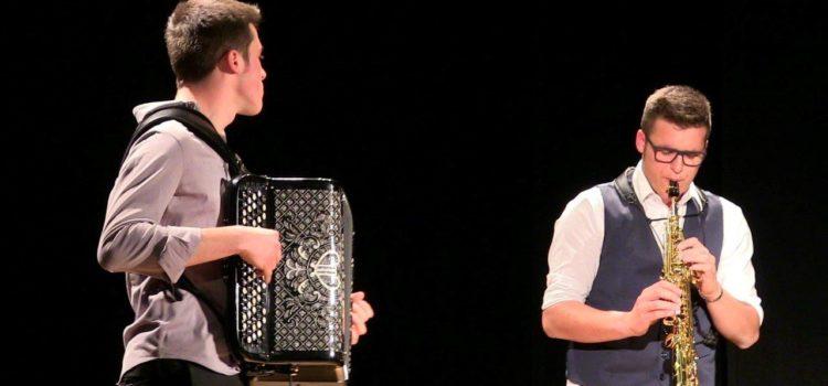 """""""Suoni in Estate"""" dalle sinfonie al tango, a Gandino si viaggia con sax e fisarmonica"""