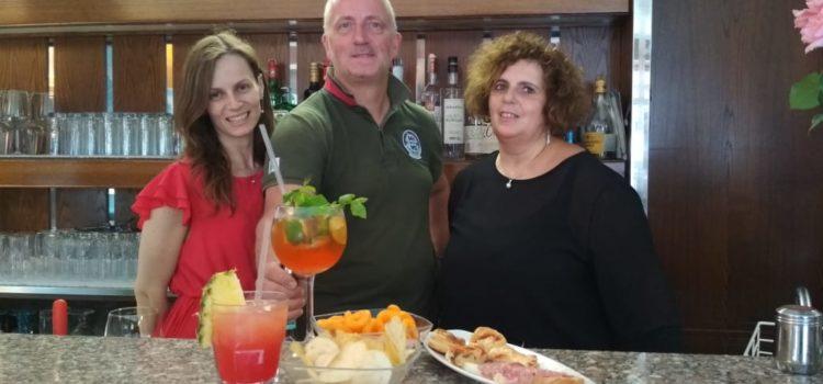 """Al Bar Mantegazza di Clusone il riconoscimento di """"Miglior aperitivo del centro"""""""