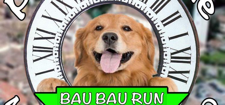 Martedì 14 agosto a Clusone la prima edizione della Bau Bau Run