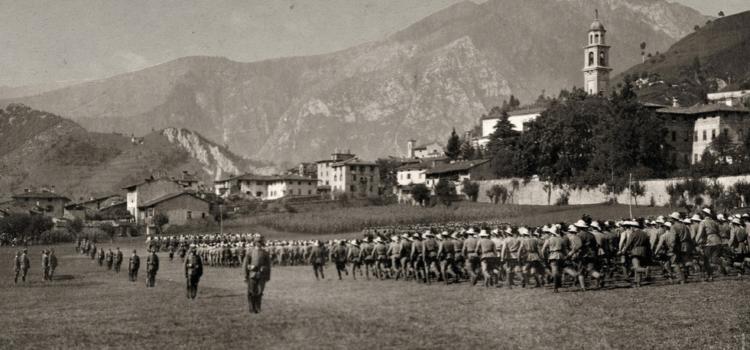 """""""La Grande Guerra"""": un tuffo nel passato a Clusone con la festa del Millennio"""