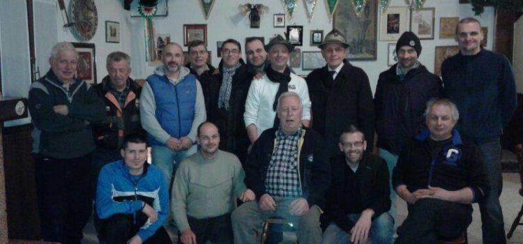 Alpini di Cazzano in festa per i 35 anni della Cappelletta
