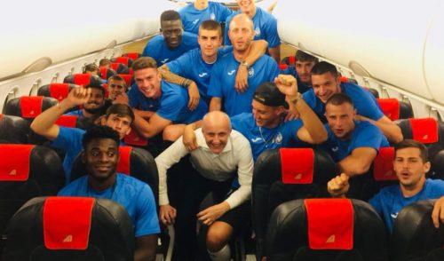 Europa League: la Dea passeggia in Israele