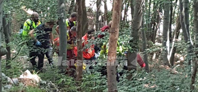 Malore sui monti di Gazzaniga, muore in ospedale 65enne di Leffe