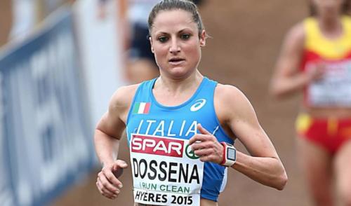 Sara Dossena alla Maratona di Berlino centra il record personale