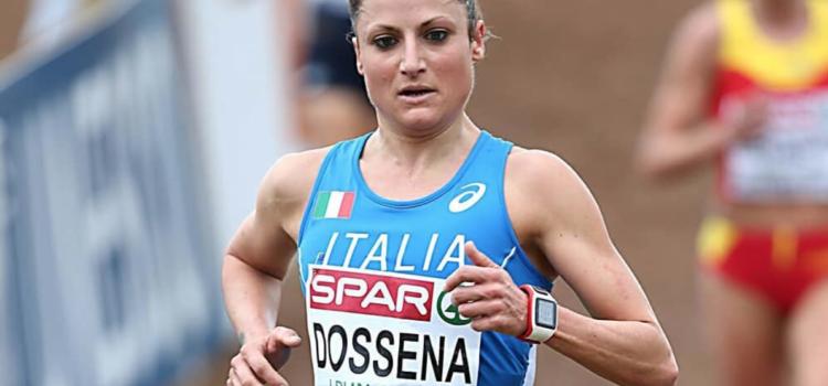 Sara Dossena strepitosa alla Maratona di Nagoya