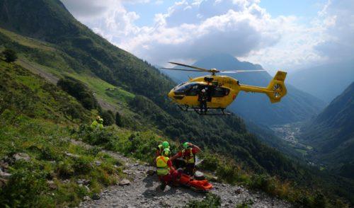 Valbondione, 69enne ferita sul sentiero per il Curò